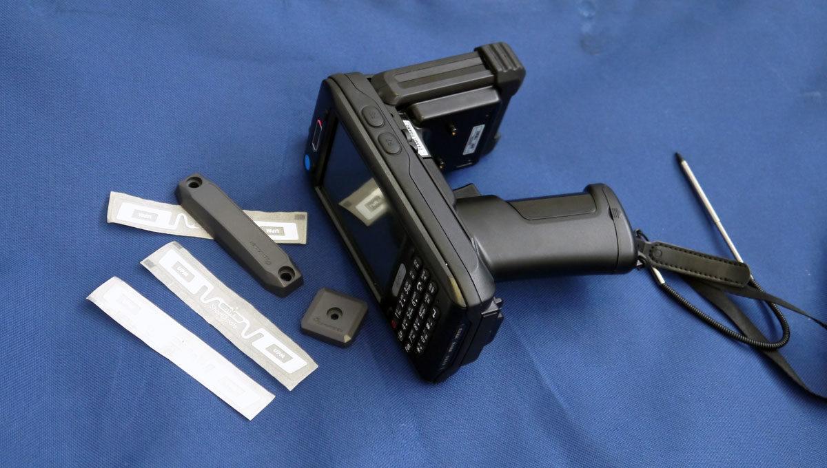 RFID-считыватель и RFID-метки