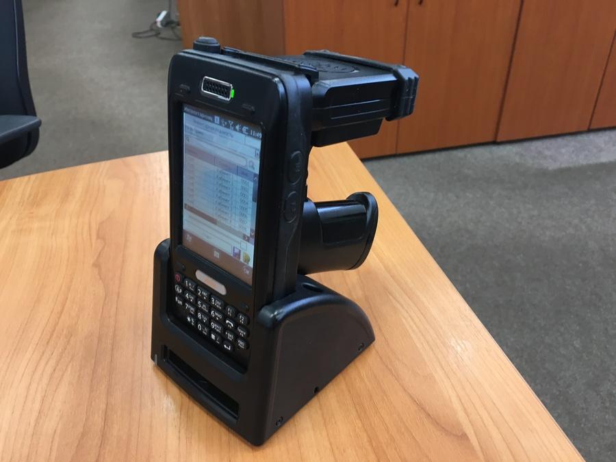 RFID для контроля